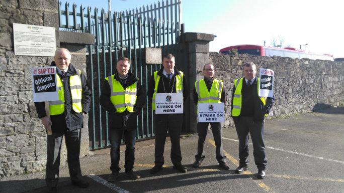 Bus Eireann talks resume - Tipp FM