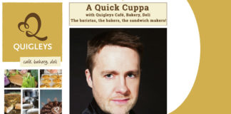 A Quick Cuppa with Keith Barry