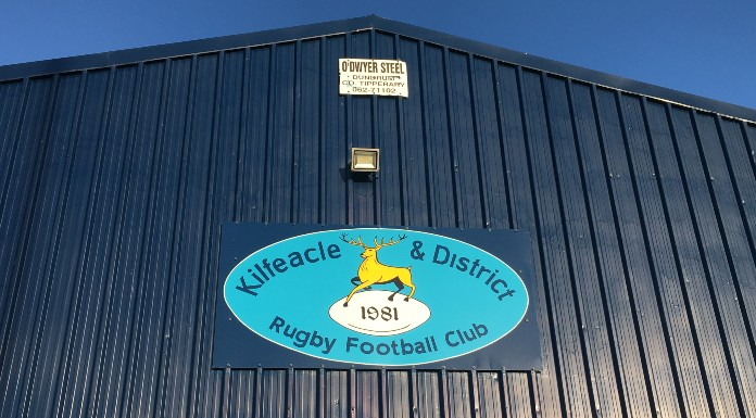 Kilfeacle Rugby Club | Photo (c) Tipp FM/MaryAnn Vaughan