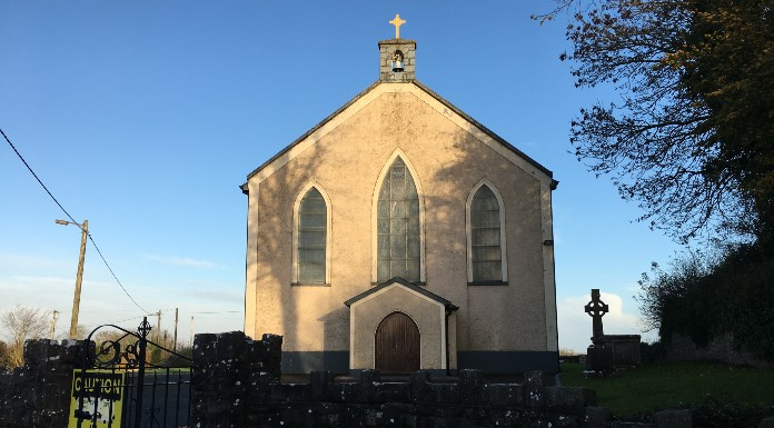 The more modern church in Kilfeacle | Photo (c) Tipp FM/MaryAnn Vaughan