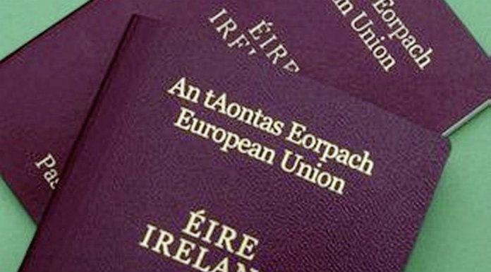Irish Passport Popularity Causing Huge Backlogs Tipp Fm